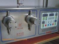 semi-automatic liuqid filling machine