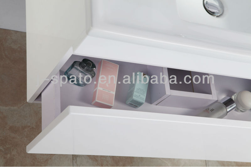 Latest Design European Modern Bathroom Vanity Cabinet Made in Hangzhou China