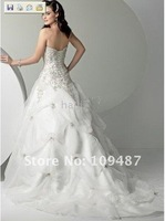 Свадебное платье 2011 new coming wedding dress/bridal wedding gown