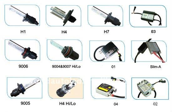 Factory price,H4 bi-xenon,12V/35W,12V/55W,hid moto kit
