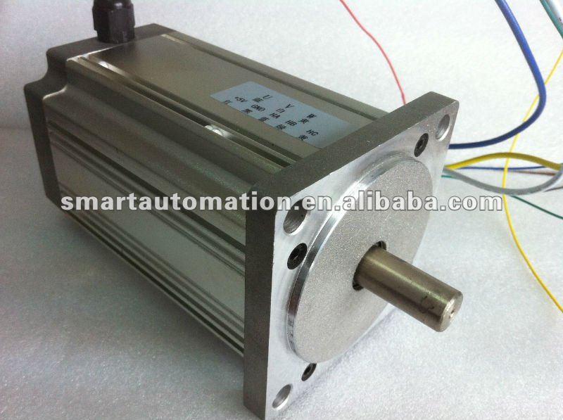 80mm 12v 24v 48v high power brushless dc motor 300w 400w for High power brushless dc motor
