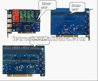 Телекоммуникационные запчасти asterisk card 400p