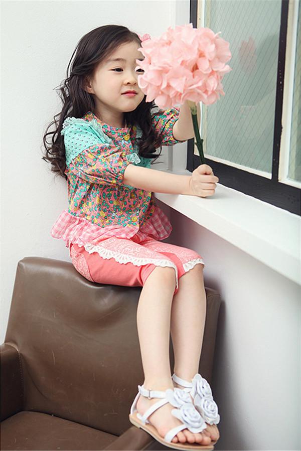 Детские брюки для девочек с доставкой