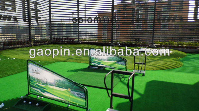 golf driving ranges design