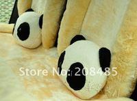 2шт. / Лот panda формы декоративные хлопок шеи Массаж кости подушка для carcp2 s
