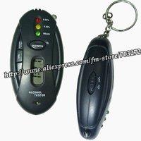 Тестер на алкоголь Digital LCD Alcohol Breath Tester Breathalyzer with Timer With Flashlight, Gadgets For Men drop shipping