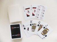 Игральные карты professional PVC playing cards