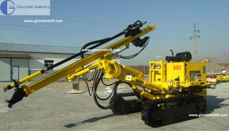 590 blasthole mining drilling machine China suppliers