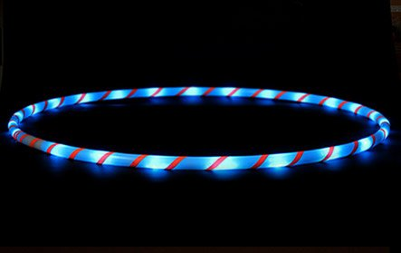 led hoops,led hula hoop,flashing hula hoop