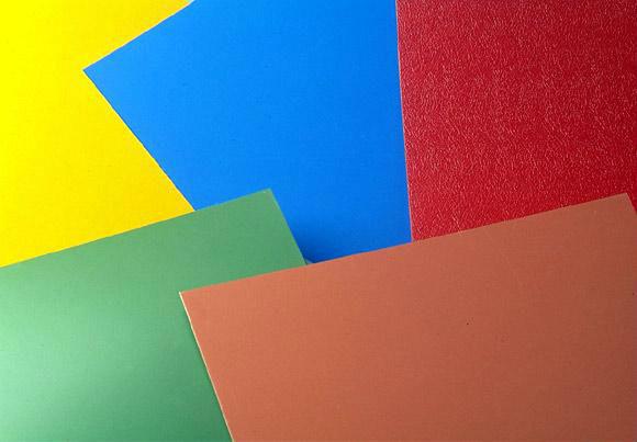 color steel plate
