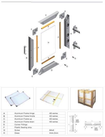 Aluminium Cabinet Door Profile Buy Aluminium Profile For