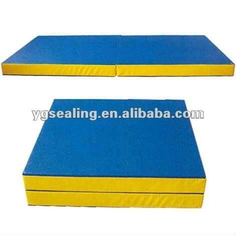 PIDEG EPE Foam/PE Foam+PVC/PU Leather Gym Mats