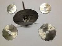 6шт, УСЗ пилы для металла & для вращающихся инструментов dremel