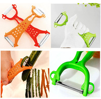 Нож для снятия цедры, кожуры Vegetable Fruit Potato Peeler Parer Julienne Cutter Slicer 1pcs/lot GXq6CM