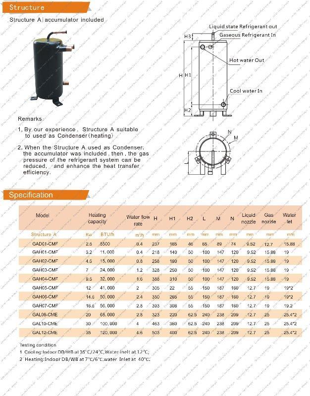 tube in shell heat exchanger