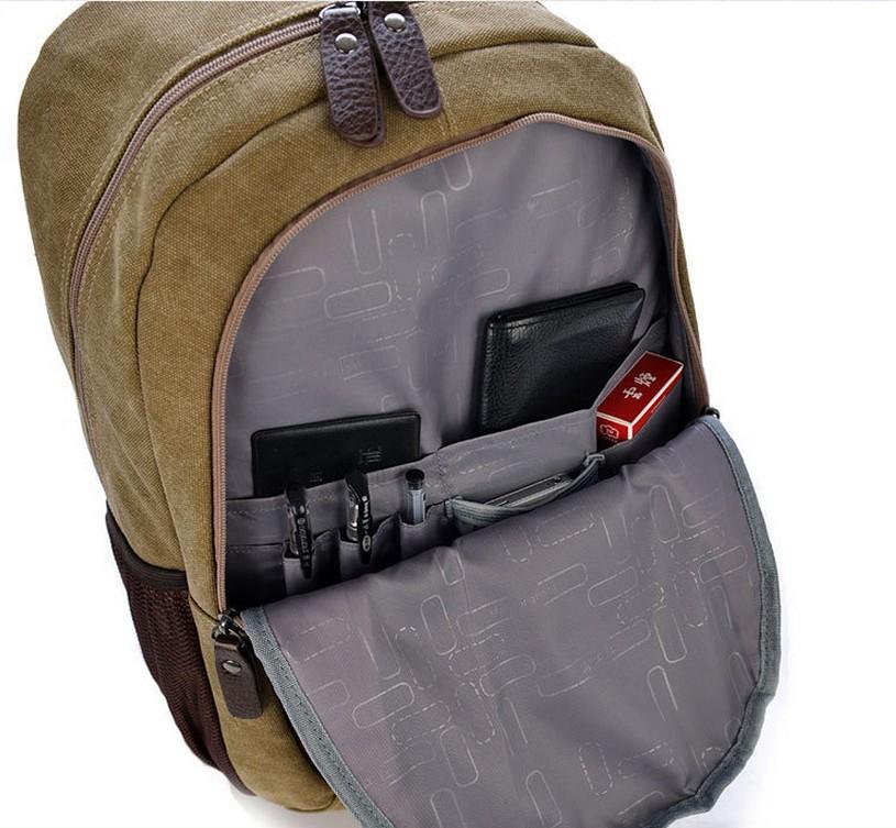 Korea Style Bags Backpack Laptop Backpack For Men Women Ladies School