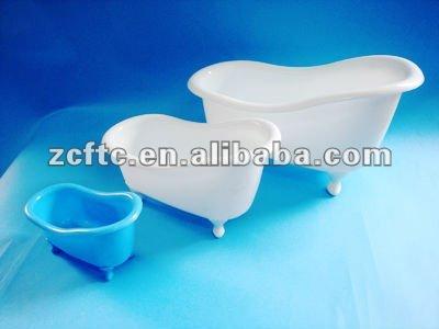 Vasca Da Bagno Plastica : Pp mini vasca di plastica contenitore per imballaggio shampoo mini