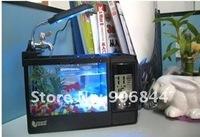 Товары для домашних питомцев Мини аквариумных рыб мини-аквариума
