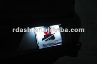 Фары номерного знака Racing Dash LED License Plate Lamp for VW Phaeton 2002