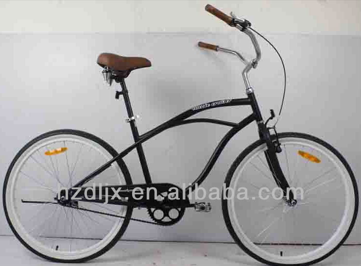 "2013 Beach cruiser bicycle for adults/Colorful 26"" beach bike,cruiser bicycle with OEM service"