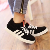 Женские кеды 2012 New Ladies Edition Platform Single Shoes Fashion Canvas Shoes Women's Leisure Sports Shoes Ladies Sneakers