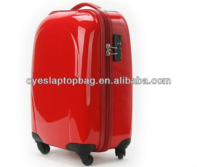 """full color print abs / pc 20"""" 24"""" sky travel luggage bag"""