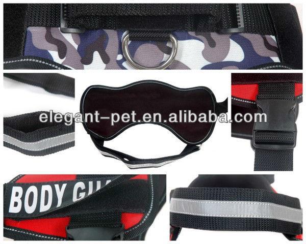 Heavy Duty Training Dog Harness with pad
