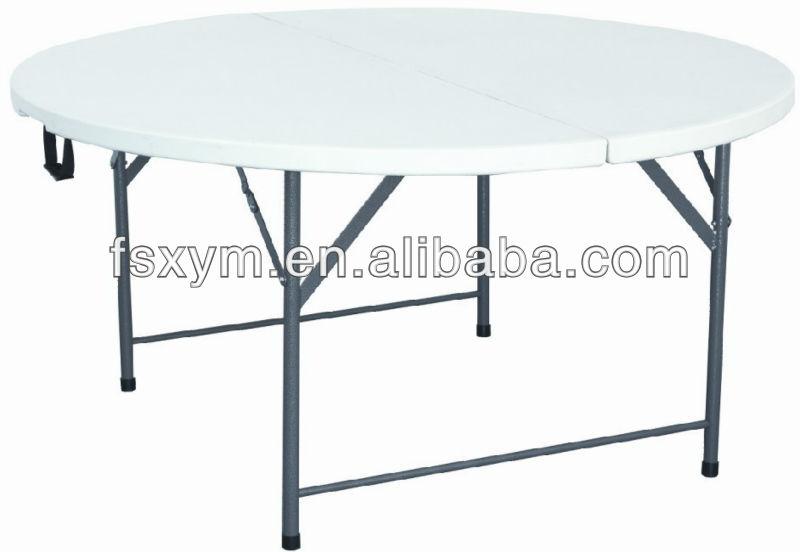 En plastique meubles de jardin pliante pour 10 personnes - Table pliante 10 personnes ...