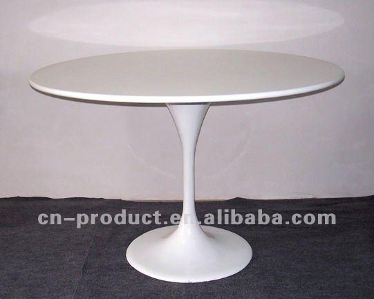 Saarinen Tafel Ovaal : Table knoll saarinen tulip oval design by dining base white