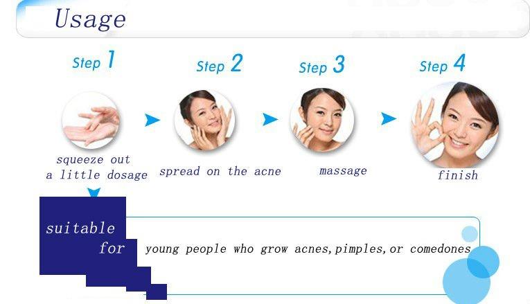 Instant Acne Removing Skin Cream (black spots removal cream)