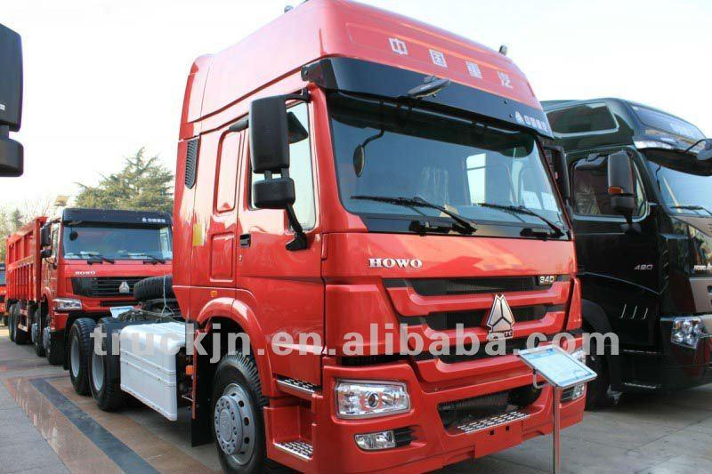 Howo Heavy Tractor Truck