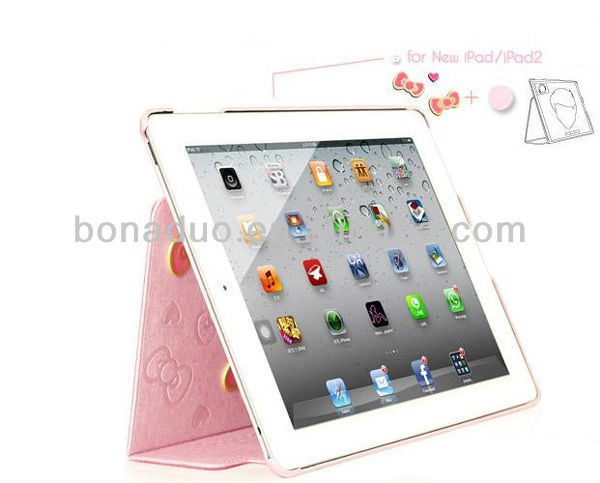 Magnetic slim smart cover case for apple ipad 2 3 4