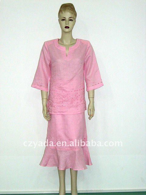 Suits Women 2012 ladies skirt suit