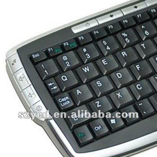 Mini 2.4G keyboard