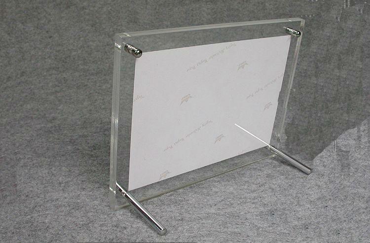 Acrylic Photo Frame/6x9 Acrylic Photo Frame - Buy Acrylic Photo ...