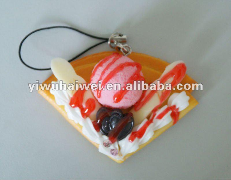 plastic artificial food