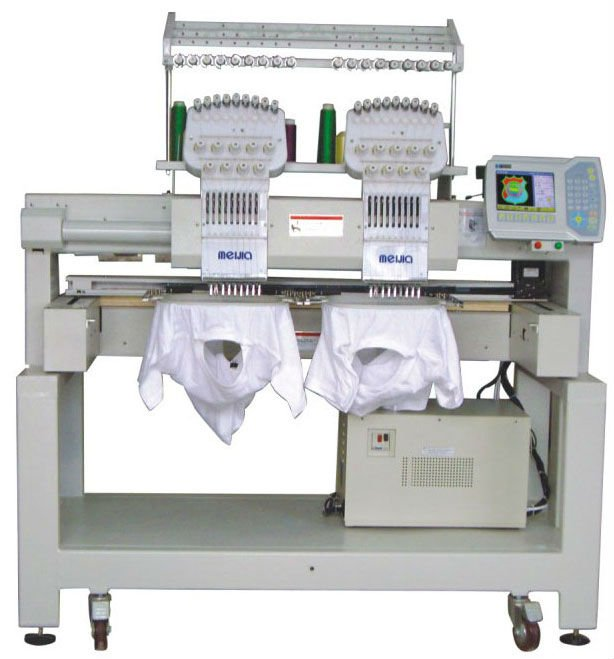 2 Head Computer Embroidery Machine Prices View Embroidery