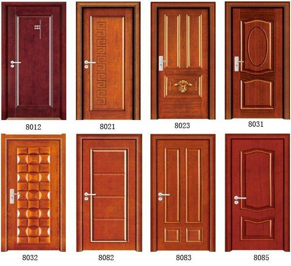 single leaf main door design