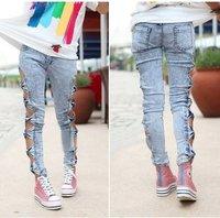 Женские джинсы Jeggings [040220