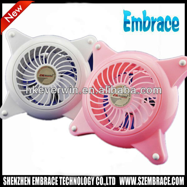 2013 new design usb mini table fan