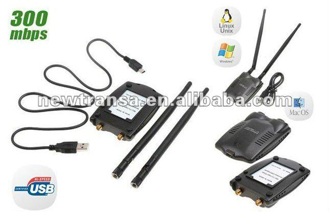 Ralink3072 Ultra High Power Wireless-N usb Adapter