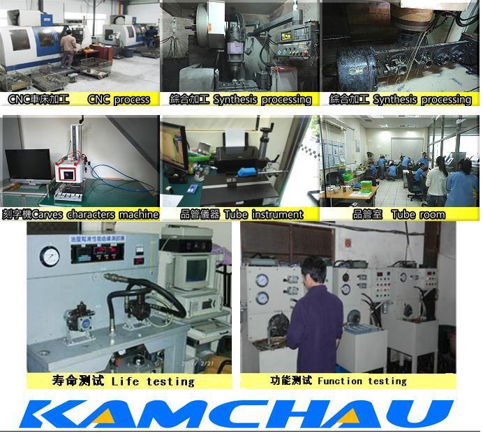 Hydraulic Hydraulic Motors For Oil From Shenzhen Kamchau