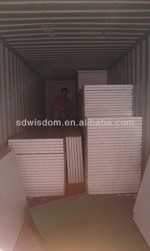 construction and green EPS sandwich wall panel