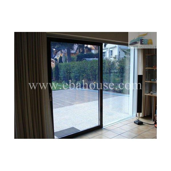 European high quality lift sliding glass doors main gate for Sliding door for main door
