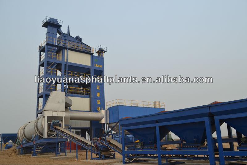 240t/h used asphalt plant-LB3000