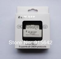 Super mini ELM327 Bluetooth OBD-II OBD2 Can White color 1.5 version