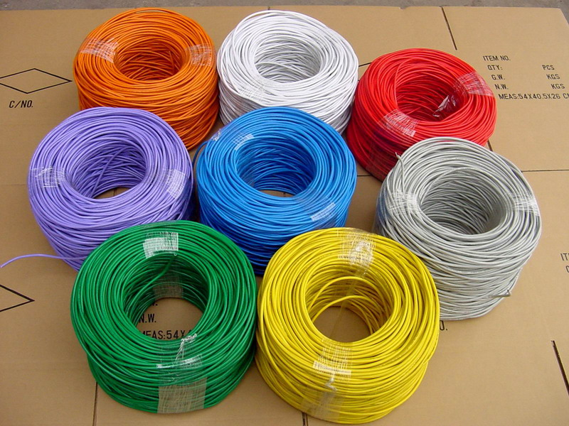 colour coding of lan cable