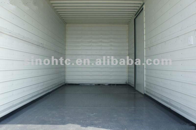 FAW box van truck