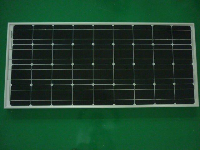 80W mono solar panel photovoltaic modules