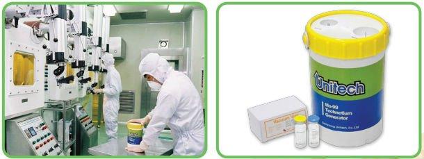 Radiopharmaceutiques générateur